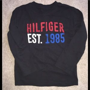 Boys Tommy Hilfiger size 7 shirt